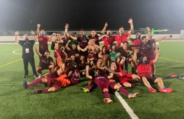 24 jul- Celebración Villajoyosa ascenso en Alberic
