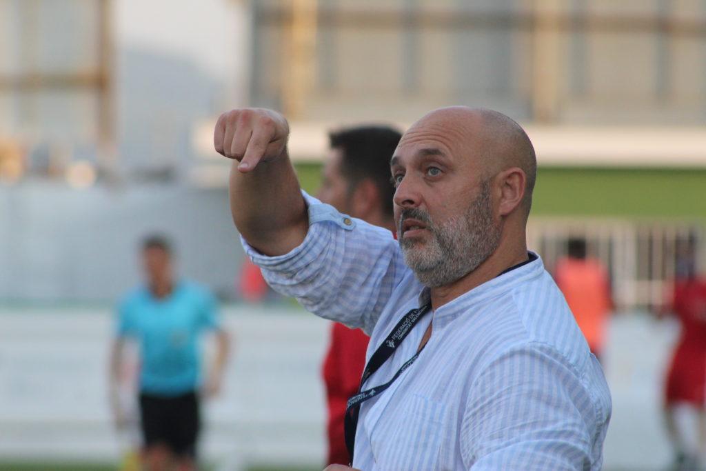 24 jul José Luis Escudero, entrenador de UD Castellonense