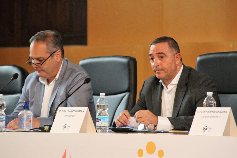 Salvador Gomar en la Asamblea General junio 2020