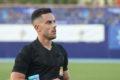 25 jul- Francisco Ortega árbitro en La Nucía ascenso Segunda B
