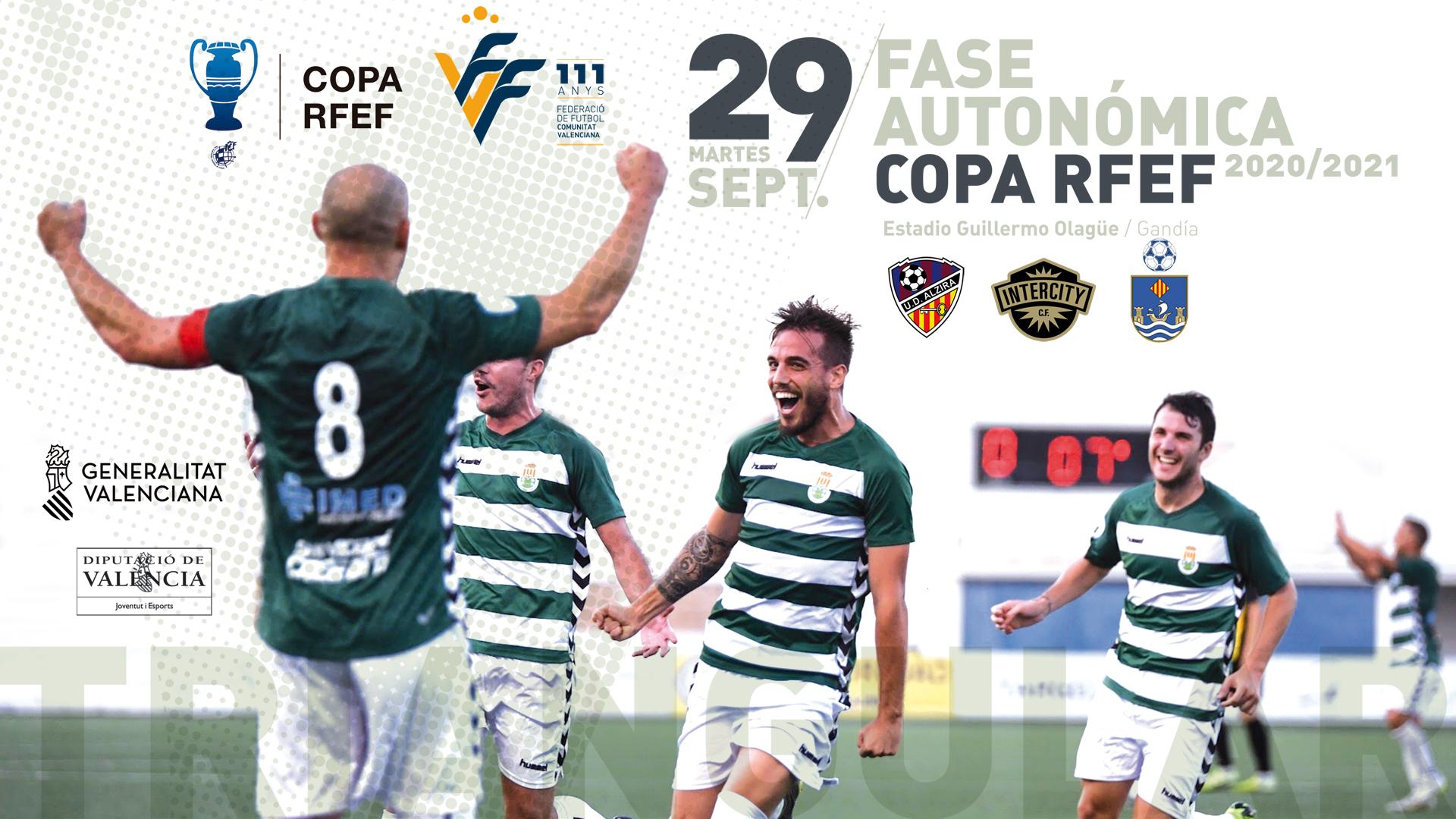 Fase autonómica Copa RFEF 2020 banner