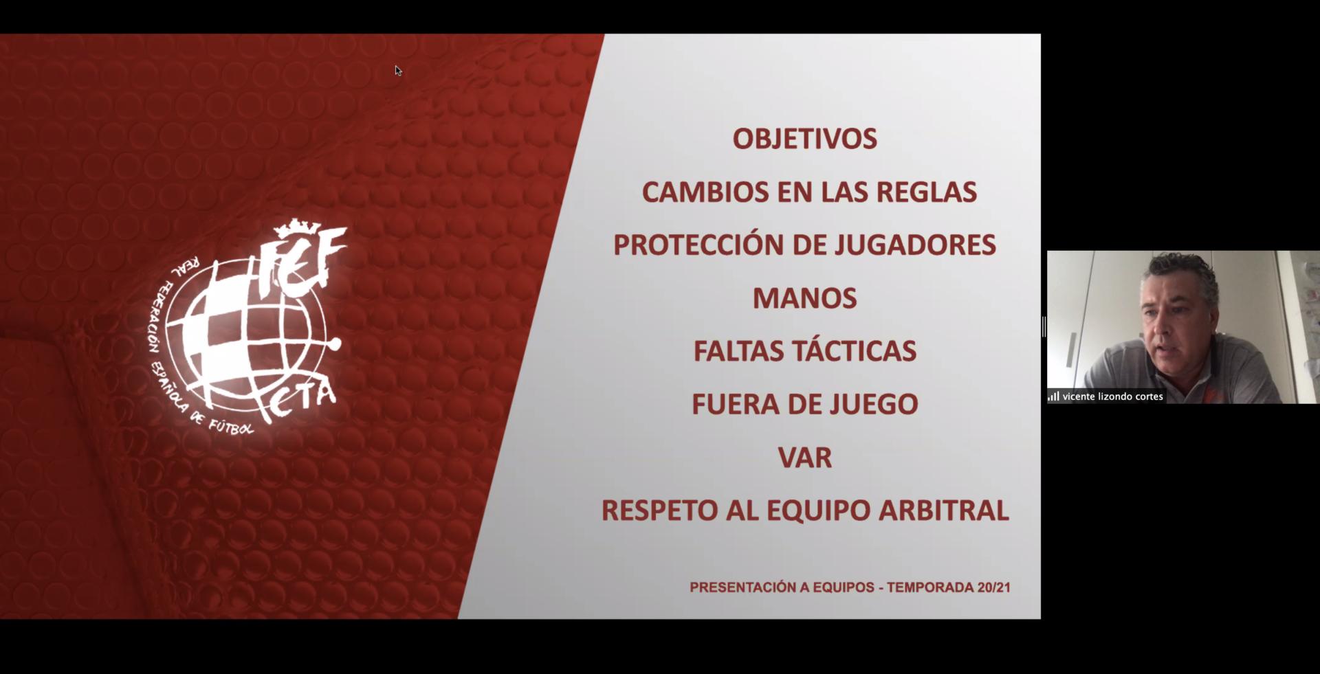 18 sep Reunión online prensa con Lizondo Cortés