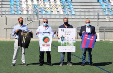 25 sep- Presentación Copa RFEF en Gandía