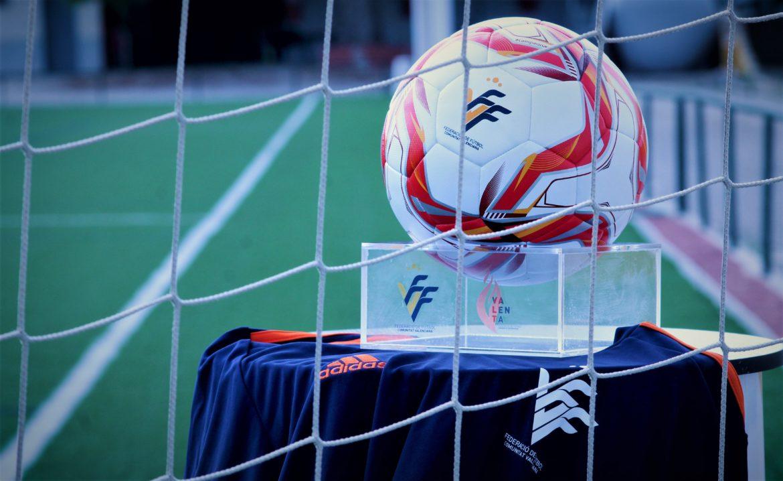 Balón Luanvi Fútbol 8 #Campeones
