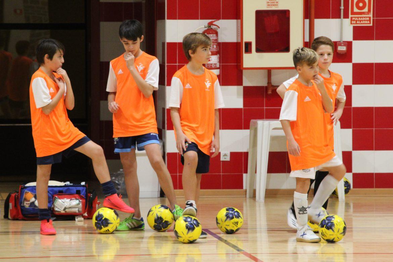 16 nov Selecció Valenciana futsal sub14 en Alfafar