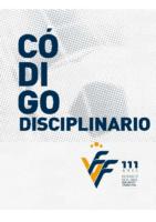 Código Disciplinario 20-21