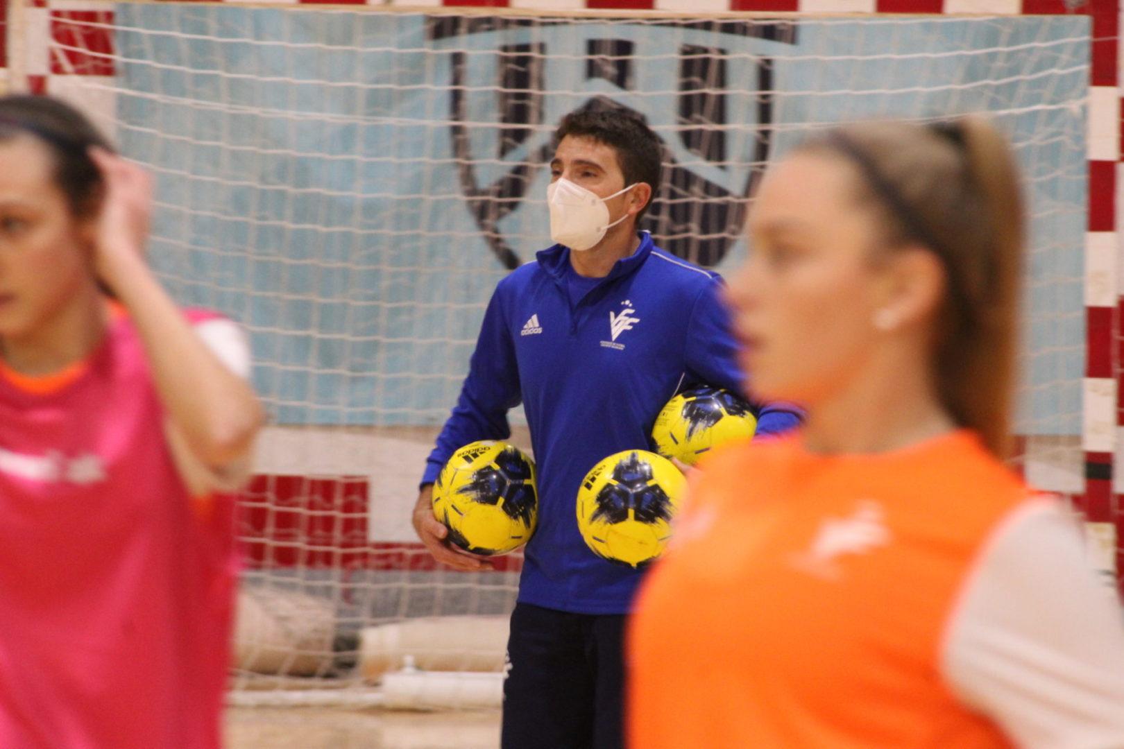 9 nov Álex Martínez seleccionador sub10 de futsal