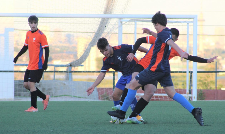 2 dic Selecció Valenciana sub16 amistoso Picassent