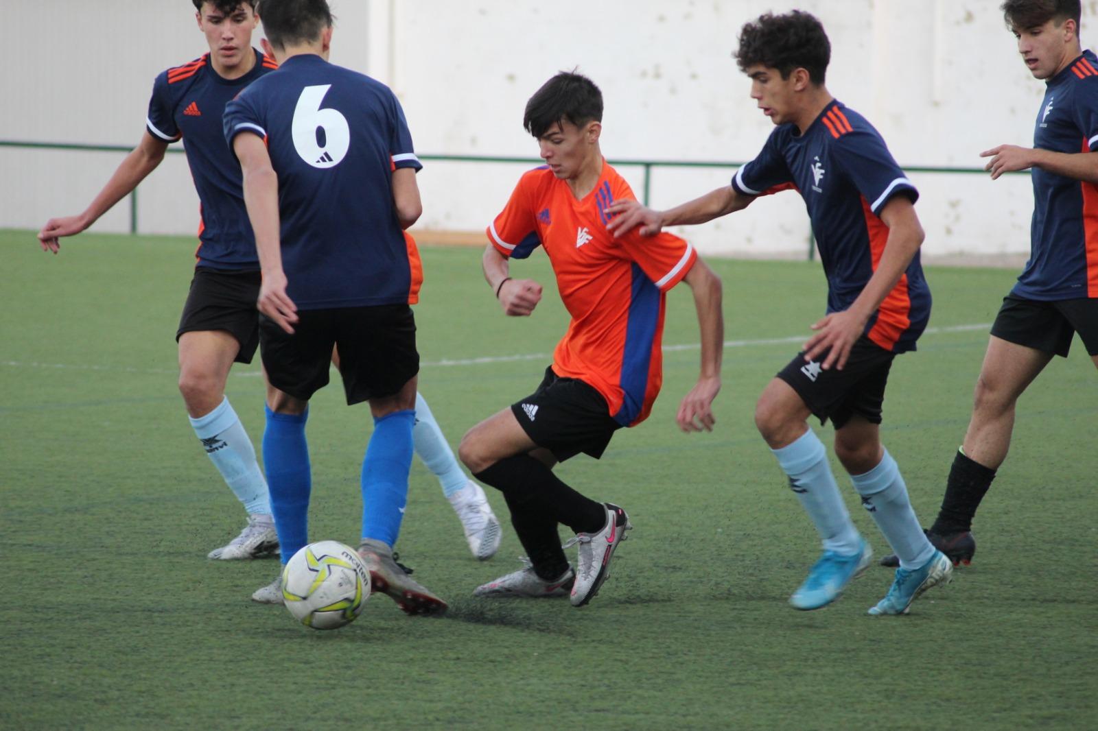 16 dic Amistoso Selecció Valenciana sub16 Lafora
