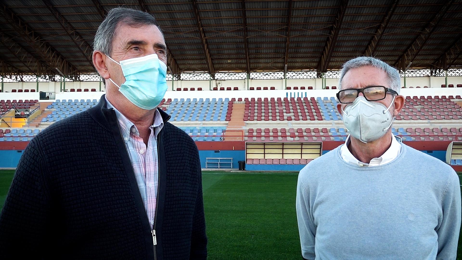 Pablo Seral y Javier Susaeta recuerdan el Alzira-Ajax de 1984