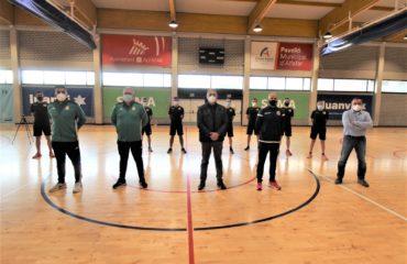 31 ene Pruebas físicas árbitros futsal Alfafar
