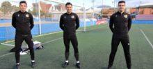 10 feb Pruebas físicas árbitros La Nucía