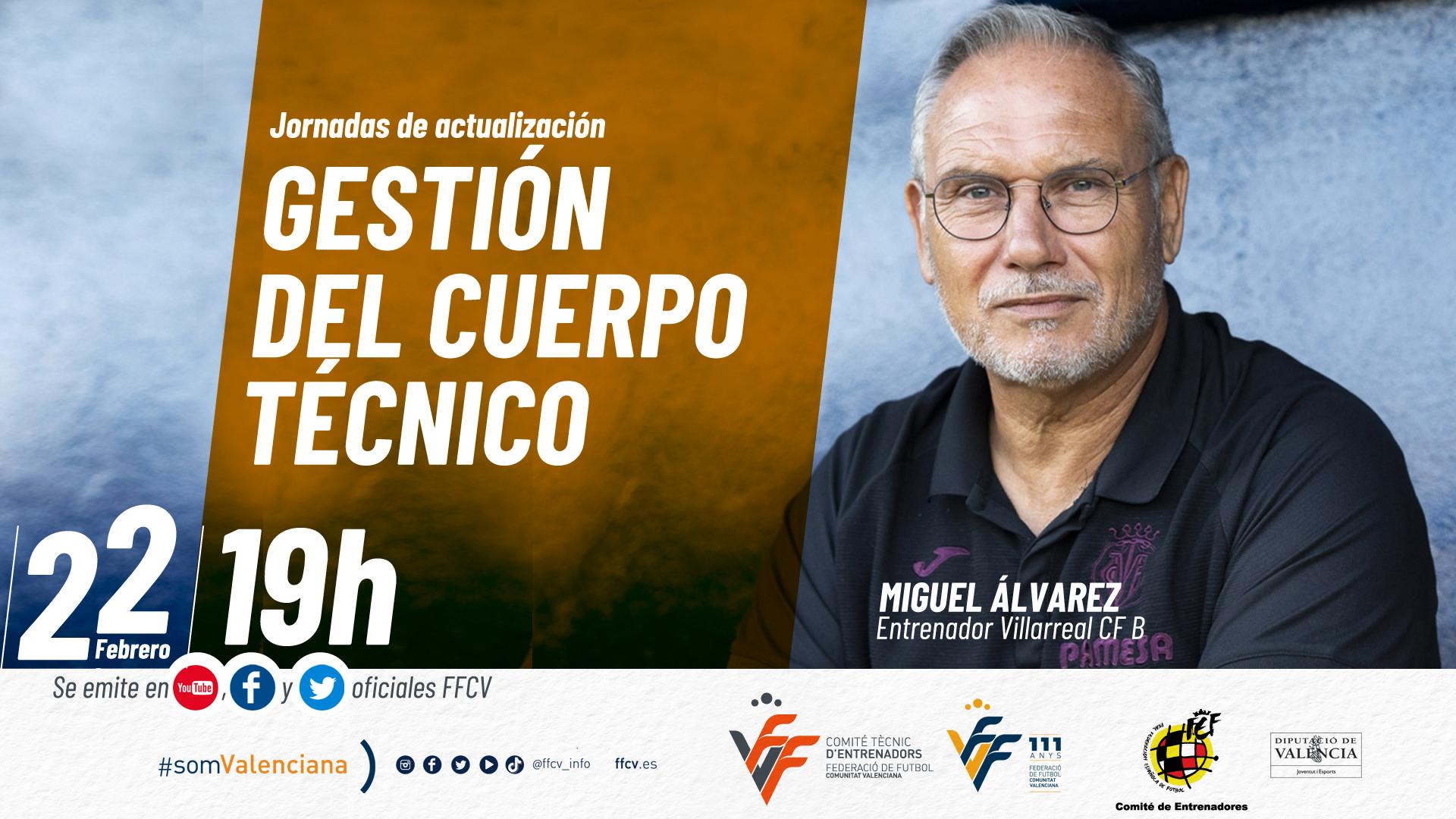 Banner Miguel Alvarez ponente CTE