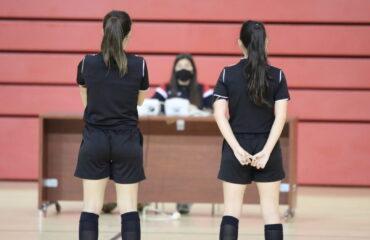 27 febrero Trio arbitral futsal en Elda
