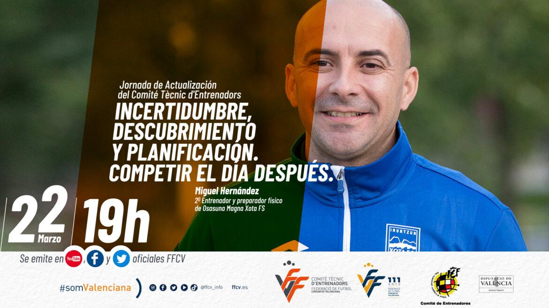 Banner Jornada de Actualización Miguel Hernández