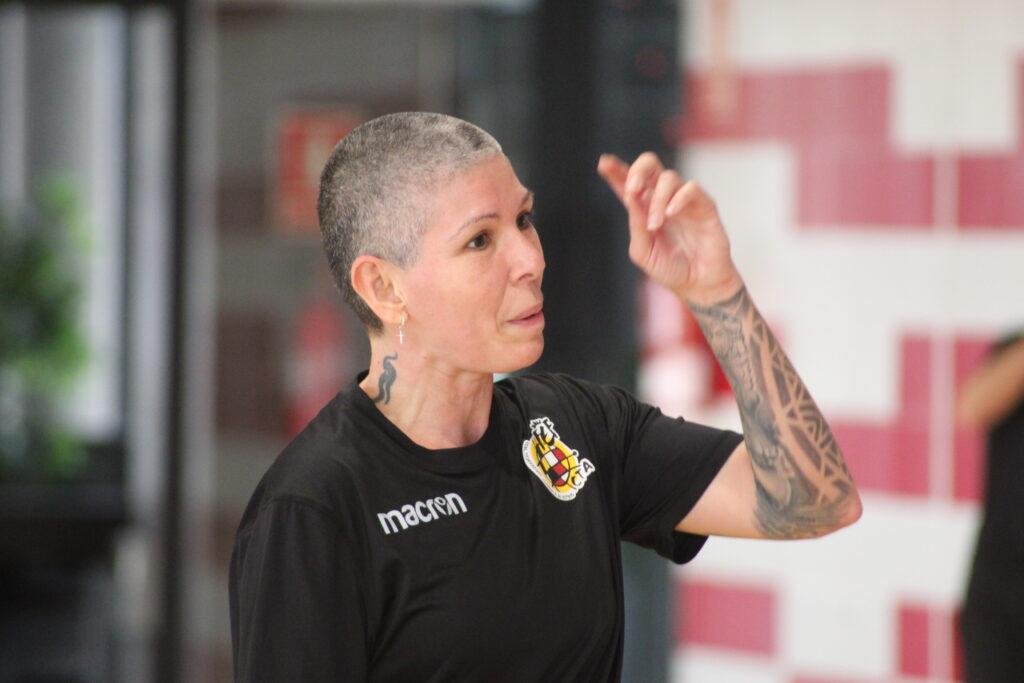 31 ene Raquel González Ruano en pruebas físicas