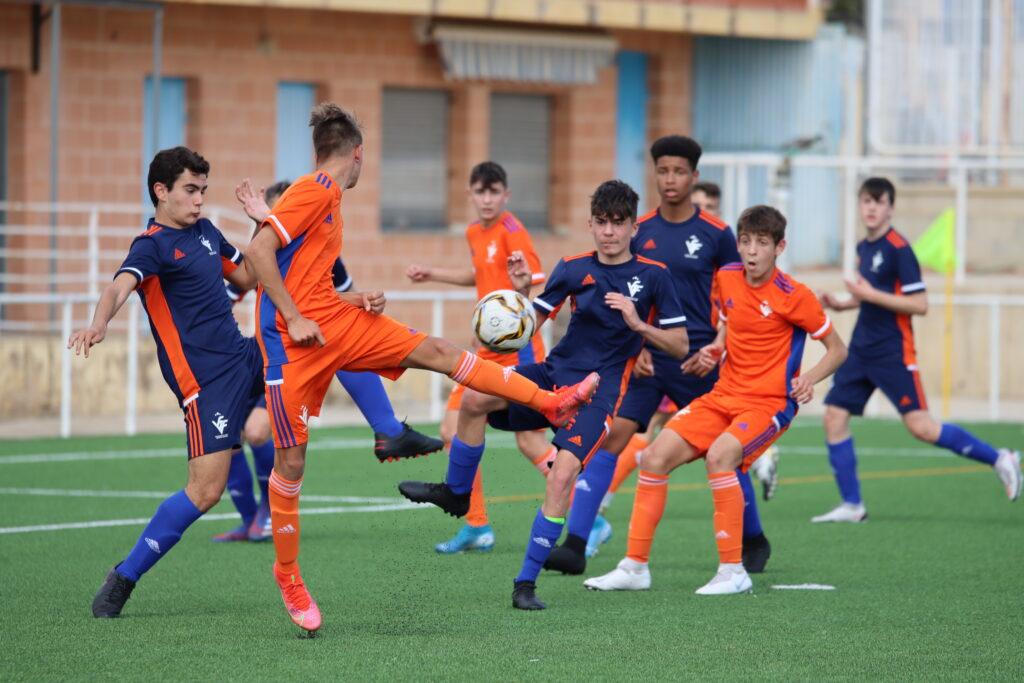 28 abr Algorfa Entrenamiento Selecció sub14 fútbol