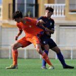 28 abr Selecció sub16 en Algorfa entrenamiento