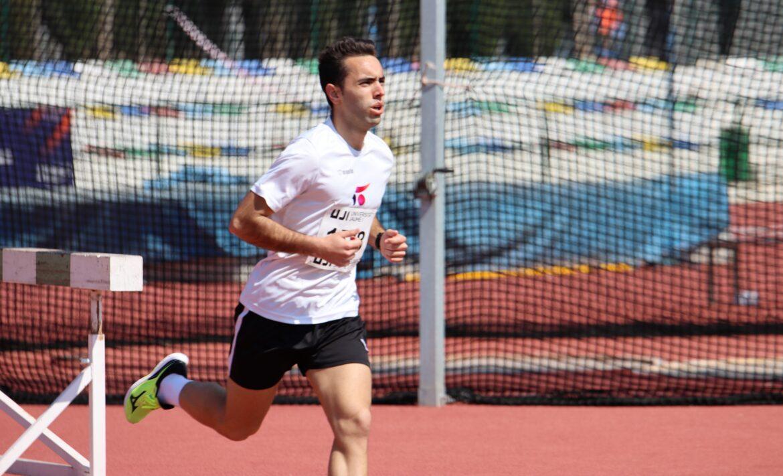 Eduardo Rocamora, árbitro atleta