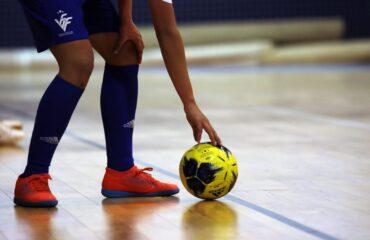 Balón futsal logo FFCV