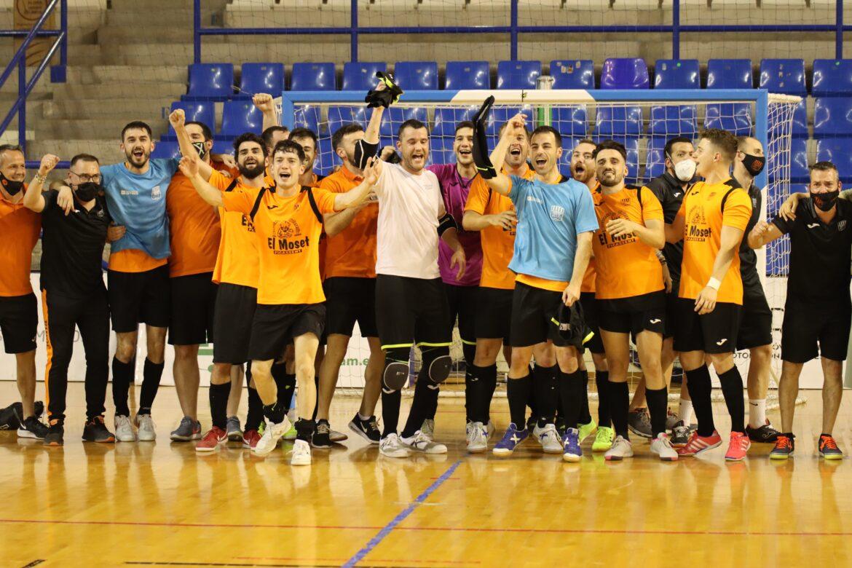 29 may Ascenso FS Picassent a Segunda B futsal