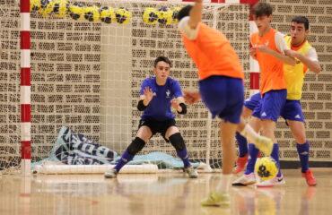 10 may Entrene Selecció sub14 y sub16 Alfafar futsal