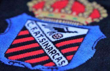 Bufanda del CF Atlético Sinarcas