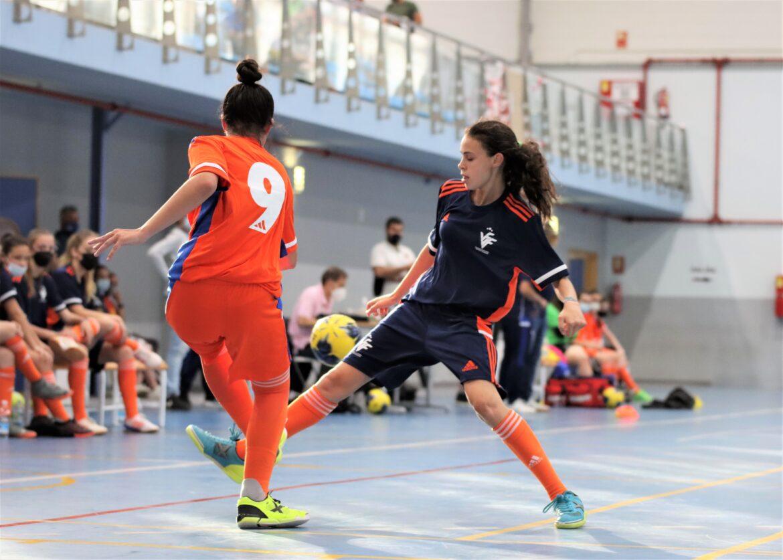 Selecció Valenciana Valenta sub19 futsal en Callosa