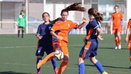 6 may Entrene Selecció Valenta sub15 fútbol en Santa Pola