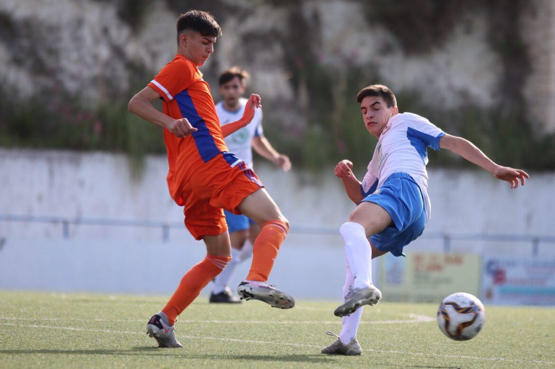 Amistoso Selecció sub16 UD Benissa juvenil