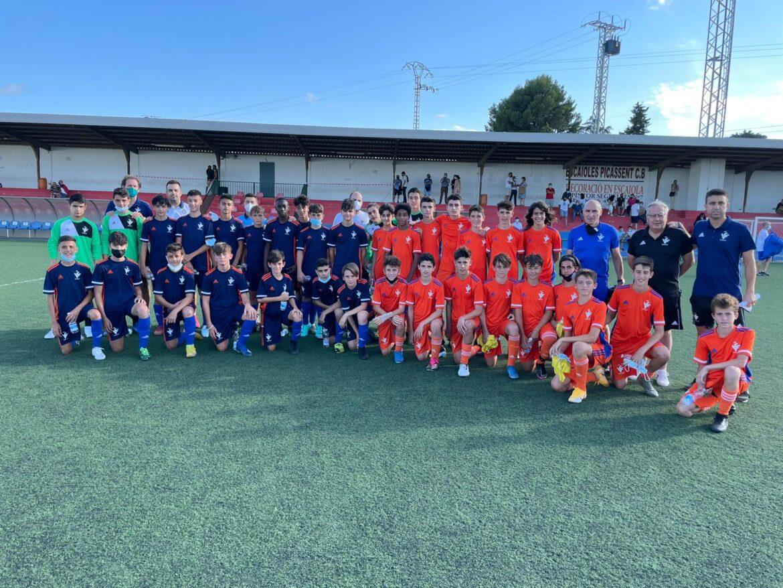 23 jun Entrenamiento Selecció masculina sub13 fútbol en Picassent
