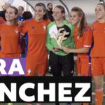 Lara Sánchez Valentes pel món