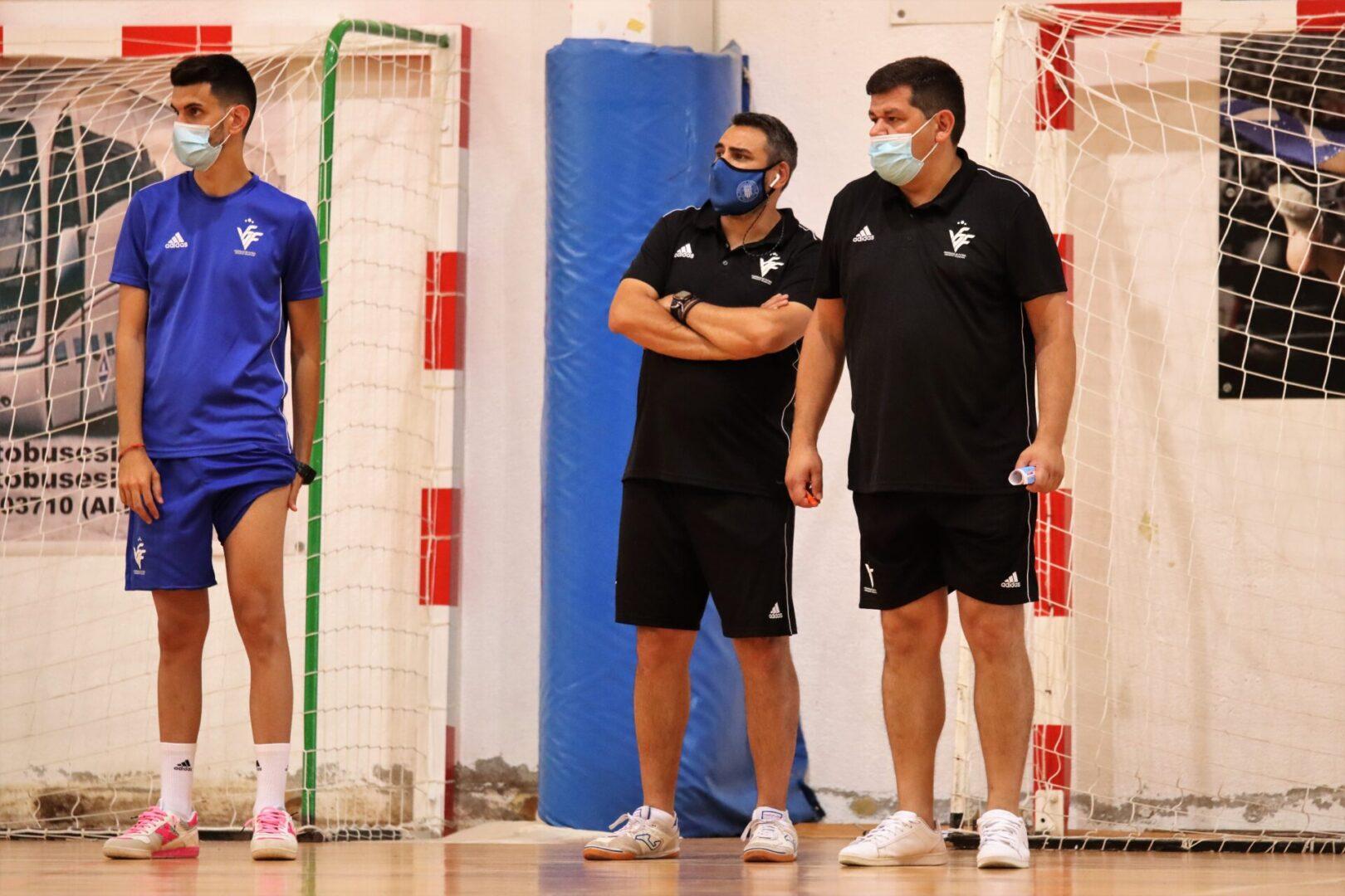 7 junio José Gómez, Borja Palomero y Sergio Calduch en Calpe