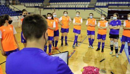 Alex Martínez Selecció Valenta sub16 futsal