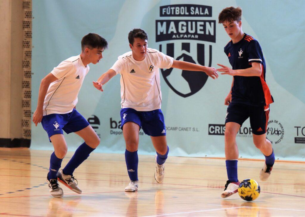 22 jun Triangular Selecció Valenciana masculina sub16 futsal Alfafar