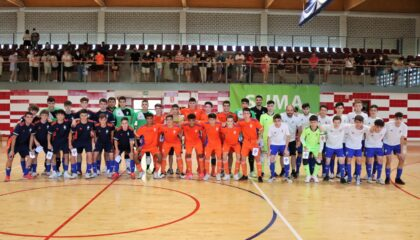 22 jun Triangular Selecció Valenciana sub16 futsal Alfafar