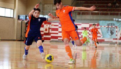 15 jun Triangular Selecció Valenciana sub14 masculina futsal Palomero
