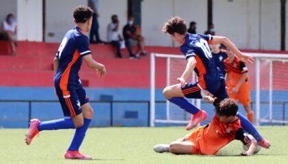 9 jun Amistoso Selecció sub14 vs Torrent cadete