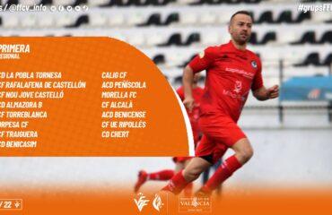 Grupo Primera Regional temporada 21/22