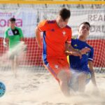 30 jul Selecció Valenciana masculina sub19 fútbol playa vs Melilla en Cadiz