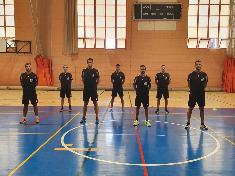 31 jul Pruebas físicas árbitros futsal Primera y Segunda