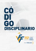 Código Disciplinario FFCV 21-22